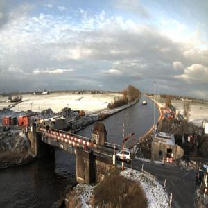 Nieuwe brug